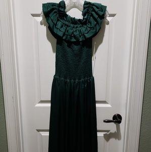 Gianni Bini Green Dress Size XS